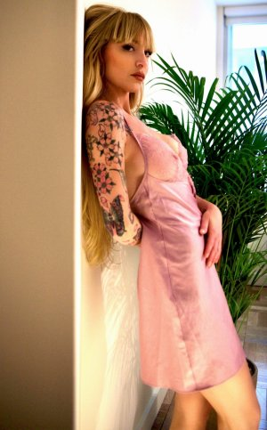 Anne-severine independent escort